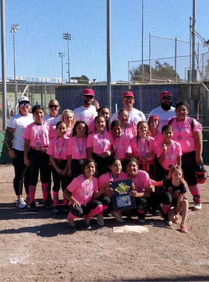 10u Championship team in Salinas this weekend (October 9-10, 2021)